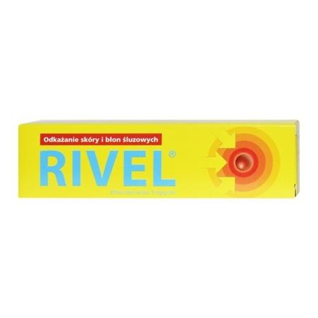 RIVEL ŻEL 0,5 % 30 G